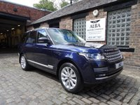 USED 2015 65 LAND ROVER RANGE ROVER 3.0 TDV6 VOGUE 5d AUTO 255 BHP EURO 6 (1 Owner / Pan Roof)