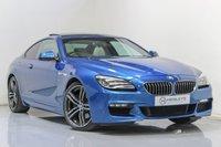 USED 2017 17 BMW 6 SERIES 3.0 640I M SPORT 2d AUTO 316 BHP