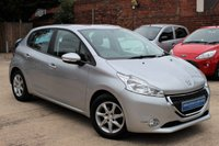 USED 2015 64 PEUGEOT 208 1.2 ACTIVE 5d 82 BHP ***** £20 ROAD TAX * FULL SERVICE HISTORY ****