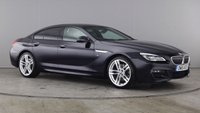 USED 2015 15 BMW 6 SERIES GRAN COUPE 3.0 640D M SPORT GRAN COUPE 4d AUTO 309 BHP
