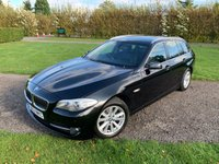 2012 BMW 5 SERIES 2.0 520D SE TOURING 5d AUTO 181 BHP Full BMW History MOT 10/20 Power Tailgate £6990.00