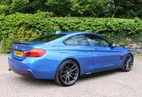 USED 2014 64 BMW 4 SERIES 2.0 420D M SPORT 2d 181 BHP
