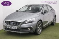 USED 2016 65 VOLVO V40 2.0 D2 CROSS COUNTRY LUX 5d AUTO 118 BHP