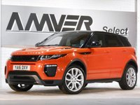 USED 2016 16 LAND ROVER RANGE ROVER EVOQUE 2.0 TD4 HSE DYNAMIC 5d AUTO 177 BHP