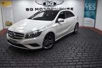 USED 2013 13 MERCEDES-BENZ A CLASS 1.6 A180 BlueEFFICIENCY Sport 5dr PAN ROOF, ULTRA LOW MILES, FSH