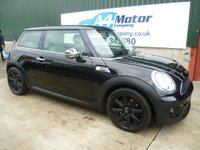 USED 2011 11 MINI HATCH COOPER 1.6 Cooper S 3dr £0 DEPOSIT FINANCE AVAILABLE!