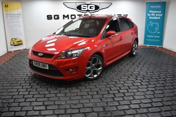 2009 FORD FOCUS 2.5 SIV ST-3 5dr £7485.00