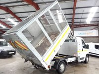 "USED 2014 14 PEUGEOT BOXER 2.2 HDI 335 L2 130 BHP  CAGE TIPPER ""YOU'RE IN SAFE HANDS"" - AA DEALER PROMISE"