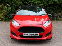 USED 2016 FORD FIESTA 1.0 ZETEC S RED EDITION 3d 139 BHP