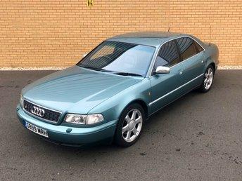 1998 AUDI S8 S8 // 4.2L // QUATTRO // AUTO // 335 BHP // Px swap £2390.00