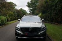 USED 2013 E MERCEDES-BENZ S CLASS 4.7 S500 L AMG LINE 4d AUTO 455 BHP