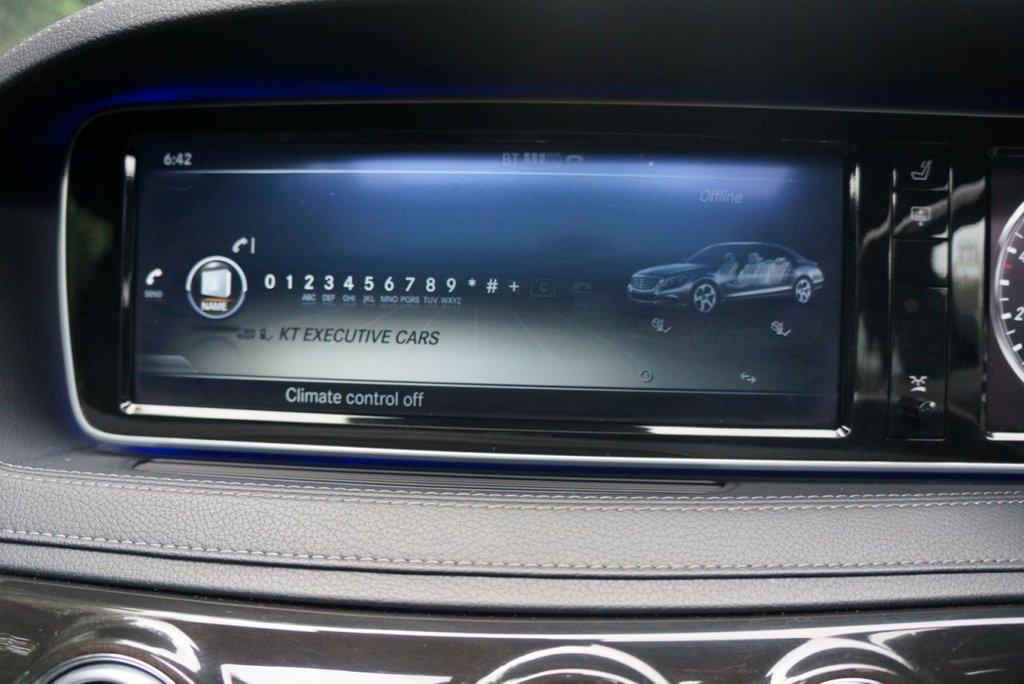 2013 Mercedes-Benz S Class S500 L Amg Line £29,990