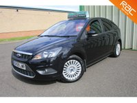 USED 2009 09 FORD FOCUS 2.0 TITANIUM TDCI 5d 136 BHP FINANCE AVAILABLE - 12 MONTHS MOT