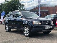 2010 VOLVO XC90 2.4 D5 SE AWD 5d AUTO 185 BHP £9500.00
