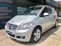 USED 2008 58 MERCEDES-BENZ A CLASS 2.0 A180 CDI Avantgarde SE 5d AUTO 108 BHP Full Mercedes history, 12 months MOT included