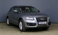 USED 2010 10 AUDI Q5 2.0 TDI QUATTRO SE 5d AUTO 170 BHP NAV,Heated Leather,Park sensor