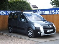 2009 CITROEN BERLINGO 1.6 MULTISPACE XTR HDI 5d 90 BHP £3495.00