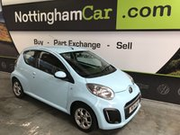 USED 2014 14 CITROEN C1 1.0 EDITION 3d 67 BHP