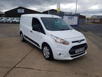 2015 FORD TRANSIT CONNECT 1.6 210 TREND PANEL VAN 95 BHP £6895.00