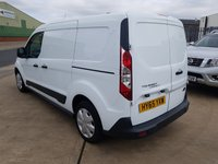 USED 2015 65 FORD TRANSIT CONNECT 1.6 210 TREND PANEL VAN 95 BHP