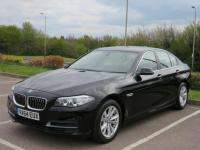 USED 2015 64 BMW 5 SERIES 3.0 530D SE 4d AUTO 255 BHP