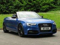 2015 AUDI A5 2.0 TDI S LINE SPECIAL EDITION PLUS 2d 175 BHP £17990.00