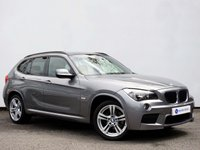 "USED 2011 61 BMW X1 2.0 XDRIVE20D M SPORT 5d AUTO 174 BHP DAKOTA LEATHER with 18"" M DOUBLE SPOKE ALLOYS & BLUETOOTH......"
