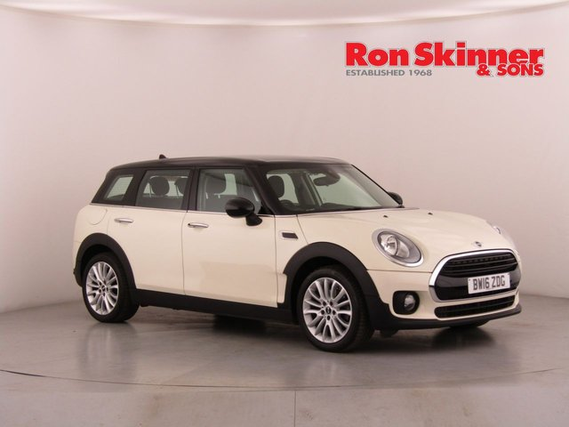 View our 2016 16 MINI CLUBMAN 2.0 COOPER D 5d AUTO 148 BHP