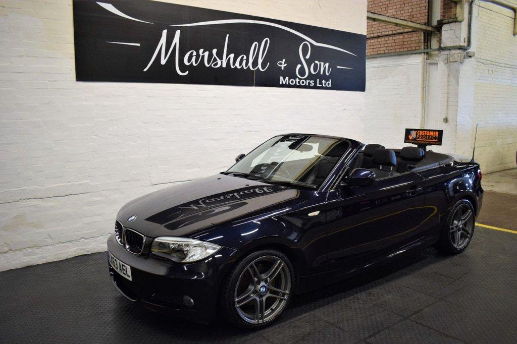 2013 BMW 1 Series 118d Sport Plus Edition £10,599