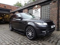 USED 2015 65 LAND ROVER RANGE ROVER SPORT 3.0 SDV6 HSE DYNAMIC 5d AUTO 306 BHP (Now Sold)