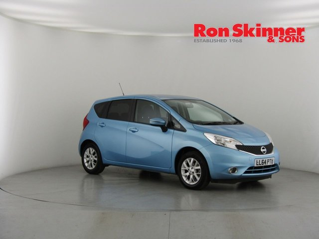 View our 2014 64 NISSAN NOTE 1.2 ACENTA 5d 80 BHP