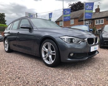 2015 BMW 3 SERIES 2.0 320D ED PLUS TOURING 5d 161 BHP £14695.00