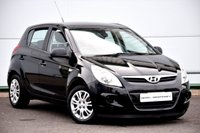 USED 2010 60 HYUNDAI I20 1.2 CLASSIC 5d 77 BHP AIR CONDITIONING - STUNNING