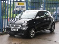 2015 SMART FORFOUR 0.9 PASSION T 5d 90 BHP £6000.00