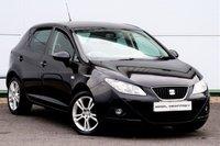 USED 2011 11 SEAT IBIZA 1.4 CHILL 5d 85 BHP SAT NAV - BLUETOOTH - FSH