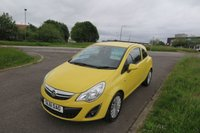 2011 VAUXHALL CORSA 1.0 EXCITE ,1 Owner,Air Con,Bluetooth,F.S.H £3295.00