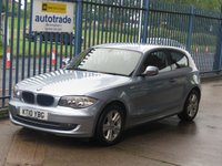 2010 BMW 1 SERIES 2.0 116D SE 3d Start/Stop Air con Rear park Alloys £4000.00