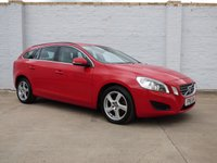 2011 VOLVO V60 1.6 DRIVE SE S/S 5d 113 BHP £5488.00