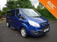 2015 FORD TOURNEO CUSTOM