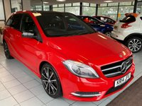 2014 MERCEDES-BENZ B CLASS 1.5 B180 CDI BLUEEFFICIENCY SPORT 5d 109 BHP £9995.00
