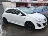 2011 VAUXHALL CORSA 1.2 LIMITED EDITION 3d 83 BHP £3695.00