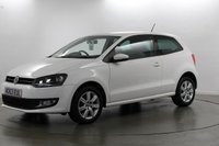 USED 2014 63 VOLKSWAGEN POLO 1.2 MATCH EDITION 3d 59 BHP