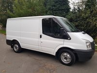 USED 2010 10 FORD TRANSIT 2.2 260 5d 85 BHP SWB ** NO VAT ** NO VAT ** SPARE KEY MORE PICTURES SOON - RAC WARRANTY - NATIONWIDE DELIVERY