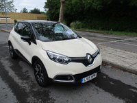USED 2015 15 RENAULT CAPTUR 0.9 DYNAMIQUE S MEDIANAV ENERGY TCE S/S 5d 90 BHP WAS £9,495 NOW ONLY £8,995 !!