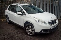USED 2014 64 PEUGEOT 2008 1.6 E-HDI ACTIVE FAP 5d 92 BHP