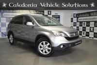 USED 2009 59 HONDA CR-V 2.2 I-CTDI ES 5d 139 BHP 2 FORMER KEEPERS with A JUNE 2020 MOT & SERVICE HISTORY