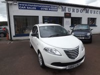USED 2012 12 CHRYSLER YPSILON 1.2 S 5d 69 BHP