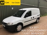 2011 VAUXHALL COMBO 1.3 2000 CDTI *AIR CON*BT FROM NEW*JUST SERVICED*2020 MOT* £2995.00