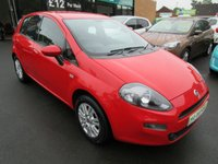 USED 2014 64 FIAT PUNTO 1.2 EASY 5d 69 BHP CALL 01543 379066... 12 MONTHS MOT... 6 MONTHS WARRANTY... 5 DOOR HATCHBACK