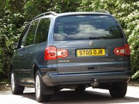 USED 2005 05 VOLKSWAGEN SHARAN 1.9 SE TDI 5d 114 BHP ONLY 97K A/C DRIVES SUPERB